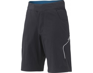 SHIMANO EXPLORER bike shorts black