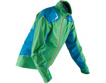 SHIMANO STORM waterproof jacket iceland green