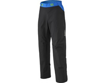 SHIMANO STORM waterproof trousers schwarz