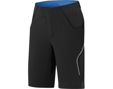 SHIMANO EXPLORER women's shorts black