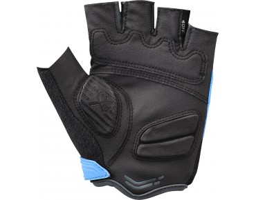 SHIMANO EXPLORER women's gloves lightning blue/jazzberry