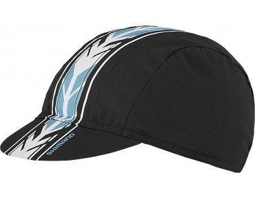 SHIMANO BASIC racing cap schwarz
