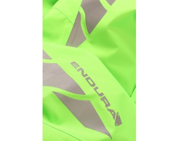 ENDURA LUMNITE DL waterproof jacket neon green