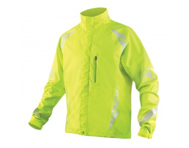 ENDURA LUMNITE DL waterproof jacket day-glo yellow