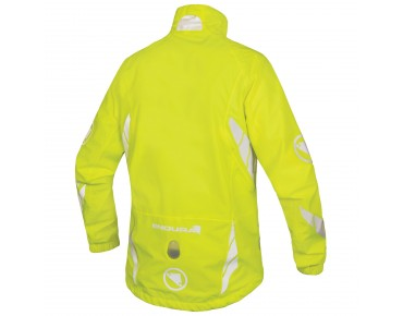 ENDURA LUMNITE DL waterproof jacket neon yellow