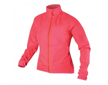 ENDURA XTRACT women's waterproof jacket neon pink