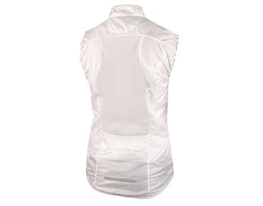 ENDURA PAKA women's vest white