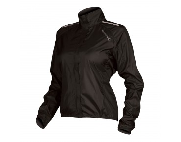 ENDURA PAKA women's windbreaker black