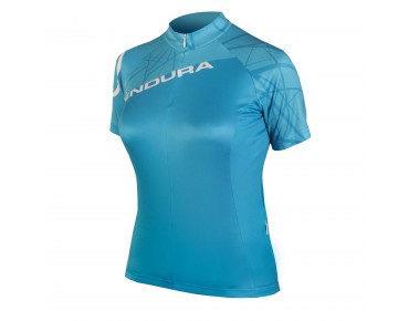 ENDURA SINGLETRACK women's jersey ultra-navy