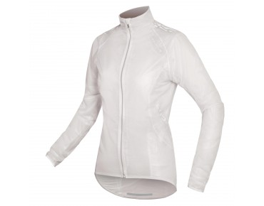ENDURA ADRENALIN RACE CAPE Damen Regenjacke white