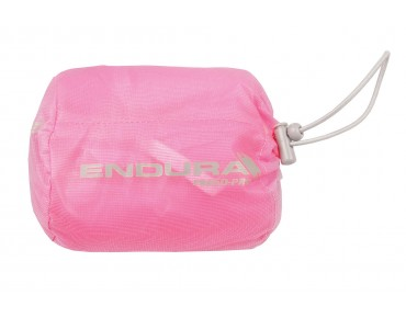 ENDURA ADRENALIN RACE CAPE Damen Regenjacke Rosa