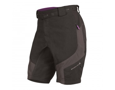 ENDURA HUMMVEE women's bike shorts grey