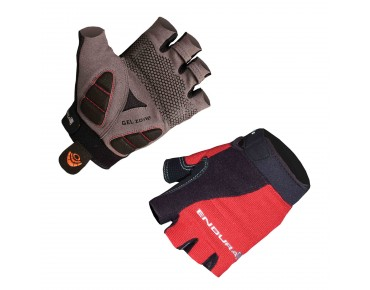 ENDURA MIGHTY MITT MTB gloves red