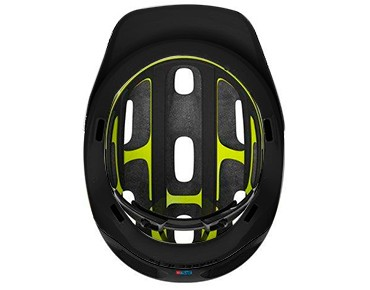 POC TRABEC RACE MIPS helm black/white