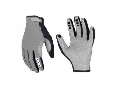 POC INDEX AIR ADJUSTABLE Handschuhe aluminium grey