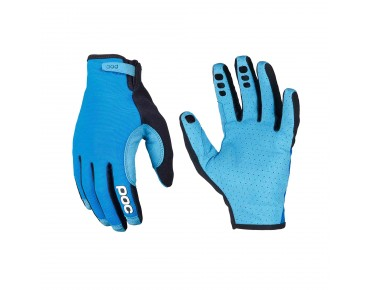 POC INDEX AIR ADJUSTABLE Handschuhe krypton blue