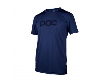 POC TRAIL LIGHT functional shirt boron blue