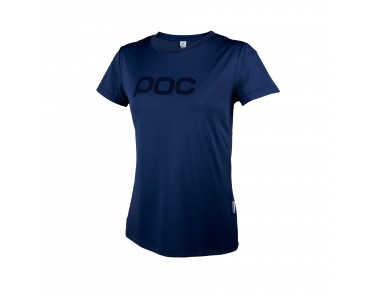 POC TRAIL LIGHT women's functional shirt boron blue