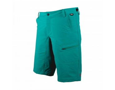 POC TRAIL Damen Shorts berkelium green