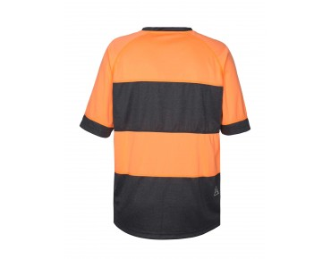 Zimtstern Bikeshirt DARKO neon orange
