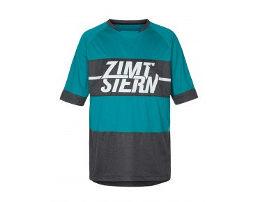 Zimtstern DARKO bike shirt atoll