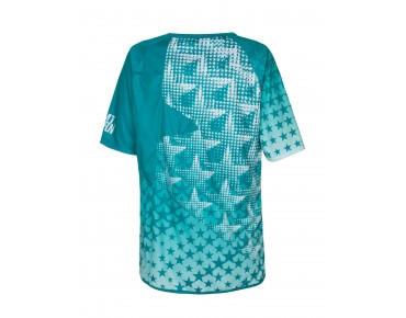 Zimtstern Bezzy women's bike shirt atoll