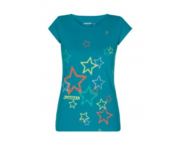 Zimtstern STARS AND CHAINS 14 Damen T-Shirt atoll