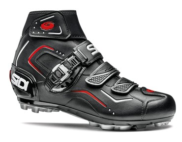SIDI BREEZE RAIN winter MTB shoes black