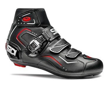 SIDI AVAST RAIN winter road shoes black