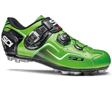 SIDI CAPE MTB shoes green fluo