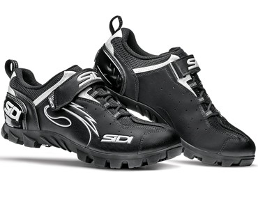 EPIC MTB/trekking shoes black