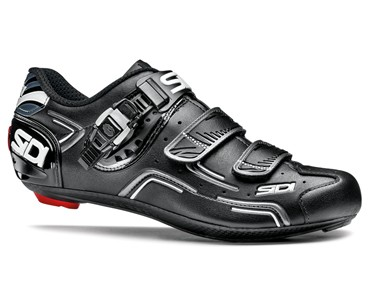 SIDI LEVEL road shoes black