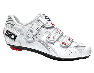 SIDI GENIUS 5 FIT women's road shoes white