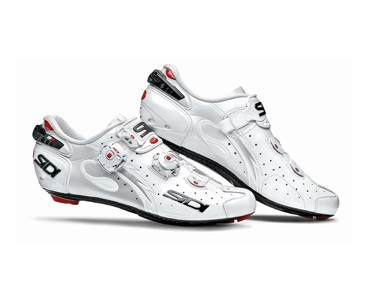 SIDI WIRE CARBON VERNICE road shoes white/white