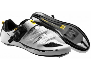 MAVIC KSYRIUM ELITE Rennradschuhe black/white