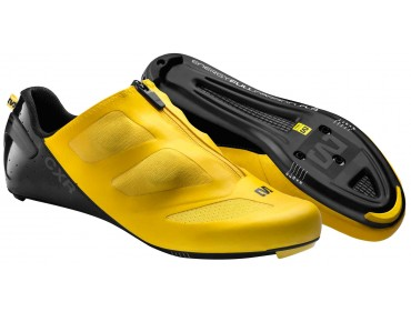 MAVIC CXR ULTIMATE road shoes yellow