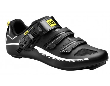 MAVIC AKSIUM ELITE Rennradschuhe black/white