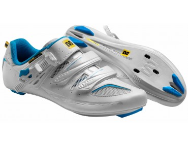 MAVIC KSYRIUM ELITE W women's road shoes white/blue line