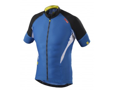 MAVIC HC jersey light blue mavic/black