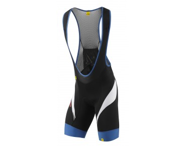 MAVIC HC bib shorts black/light blue mavic