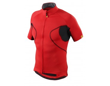 MAVIC AKSIUM jersey red