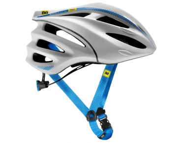 MAVIC SYNCRO Rennrad & Cross-Country Helm white/blue