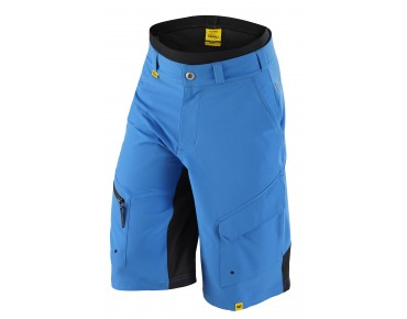 MAVIC CROSSMAX Bikeshorts screen blue