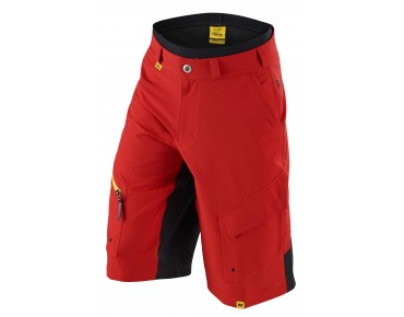 MAVIC CROSSMAX Bikeshorts bright red