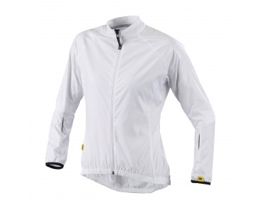MAVIC CLOUD women's windbreaker white