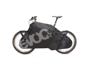 evoc PADDED BIKE RUG protective bag schwarz