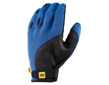 MAVIC CROSSMAX MTB-Langfingerhandschuhe screen blue