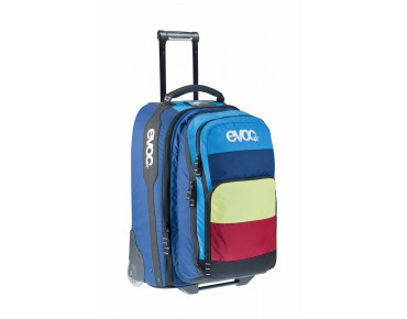 evoc TERMINAL BAG 40L + 20L Reisetrolley multicolor