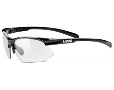 uvex SPORTSTYLE 802 VARIO glasses black/variomatic smoke