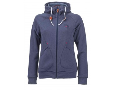 maloja Damen Fleecejacke SalviaM nightfall